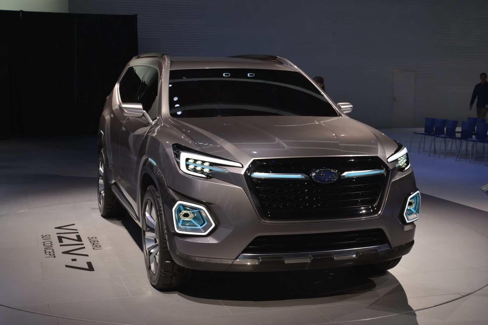 39 New 2020 Subaru Viziv Pickup Picture for 2020 Subaru Viziv Pickup