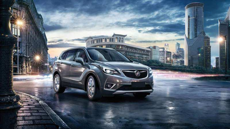 39 The 2020 Buick Envision Style by 2020 Buick Envision