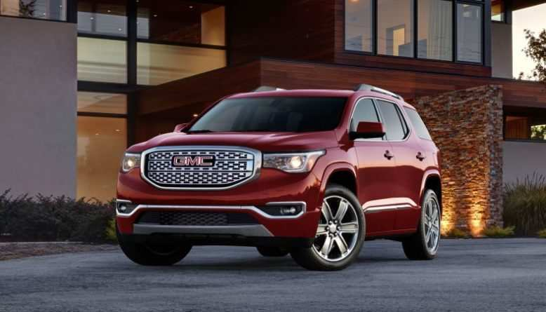 39 The 2020 Gmc Acadia Denali Rumors with 2020 Gmc Acadia Denali