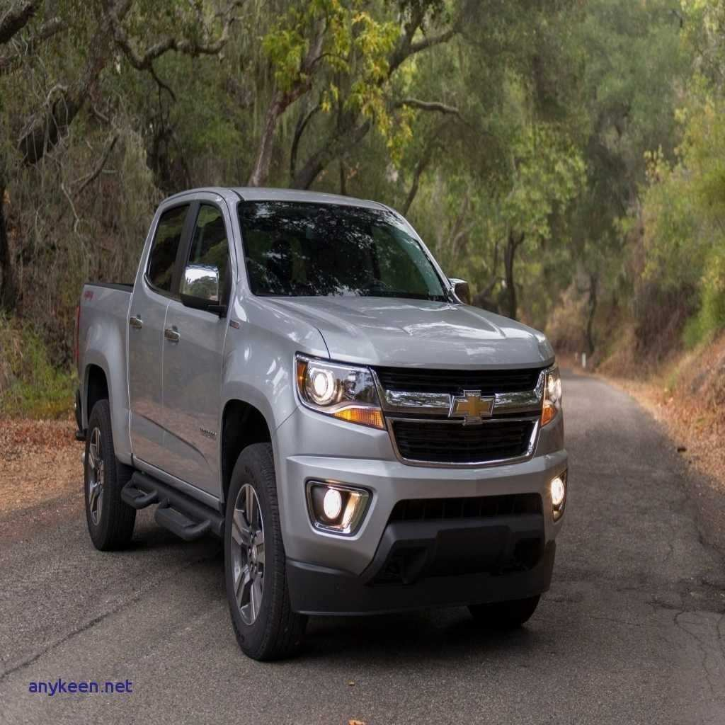 2020 Chevy Colorado Going Launched Soon Spy Shoot