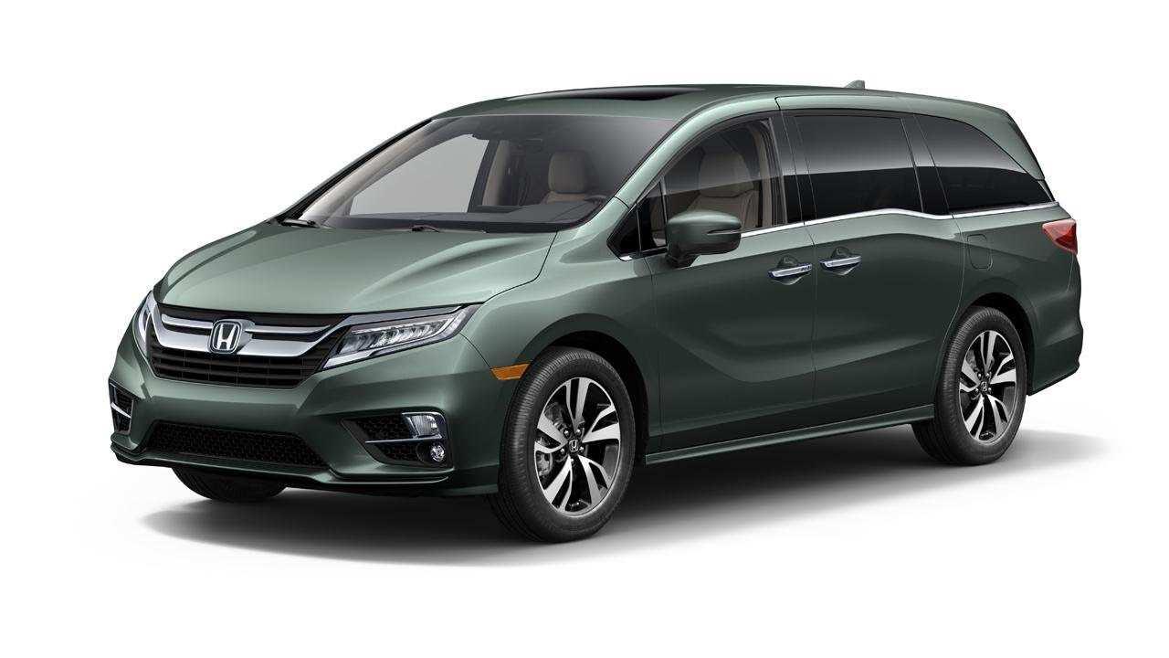 40 All New 2020 Honda Odyssey Specs with 2020 Honda Odyssey