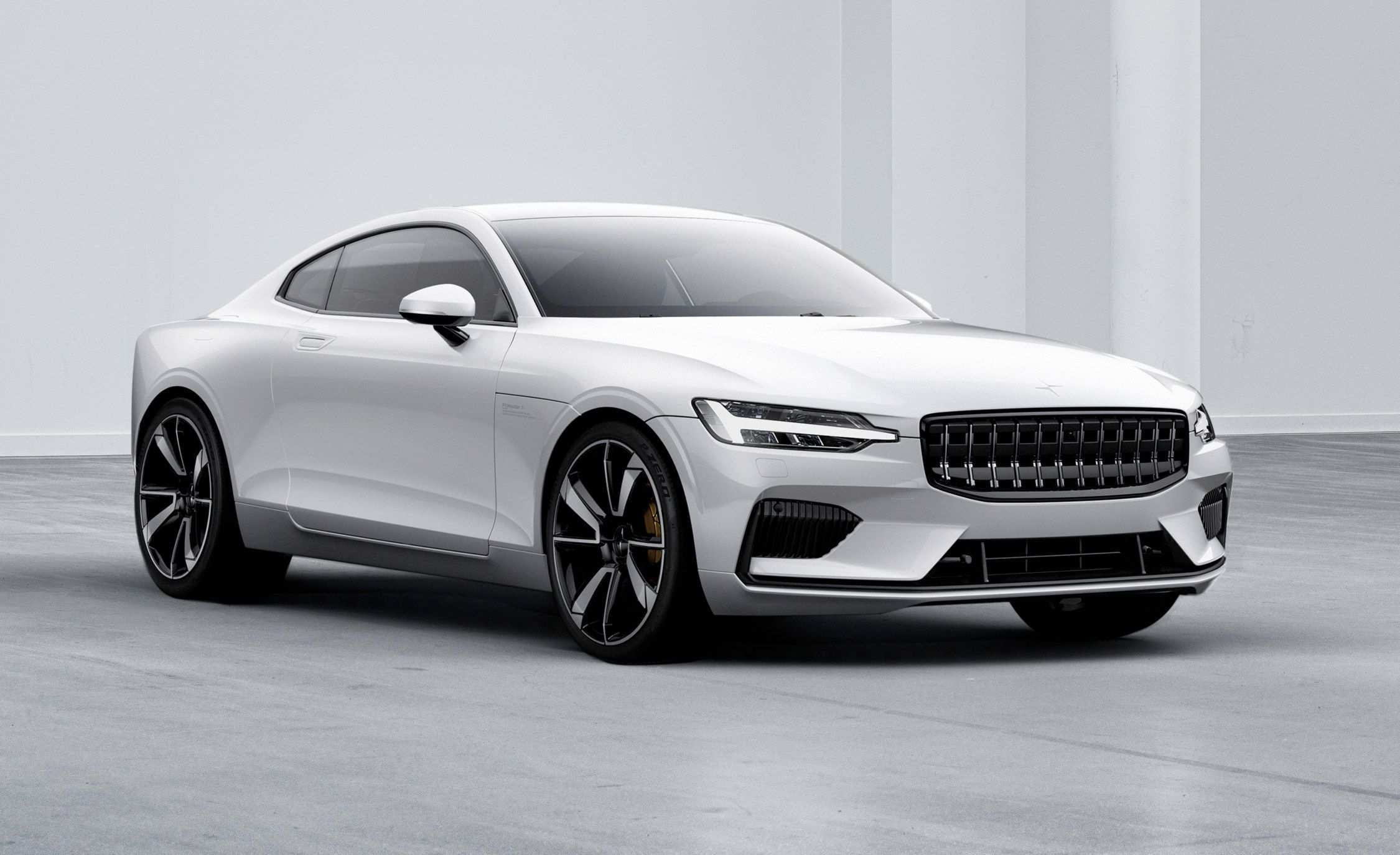 40 All New 2020 Volvo Polestar 1 Pricing by 2020 Volvo Polestar 1