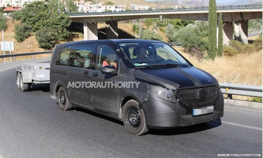 40 All New Mercedes V Class 2020 Release Date by Mercedes V Class 2020