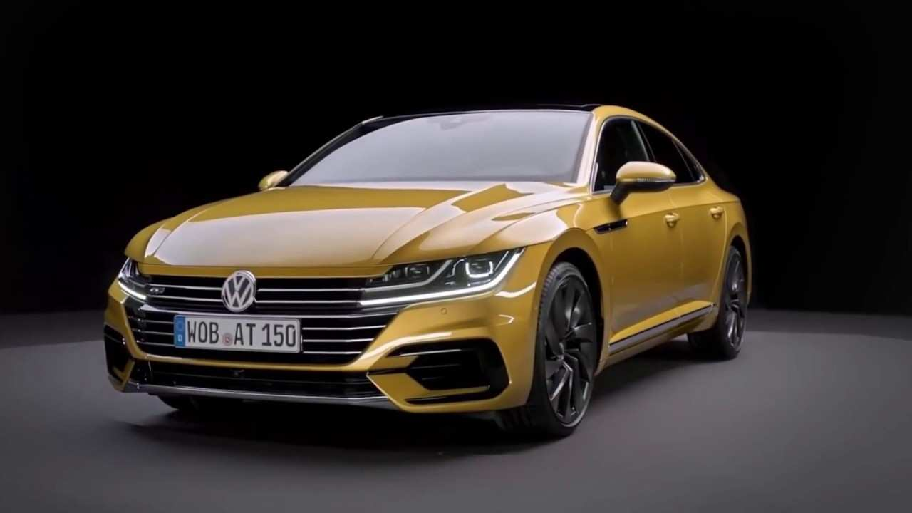 40 All New Volkswagen Arteon 2020 Exterior New Review for Volkswagen Arteon 2020 Exterior