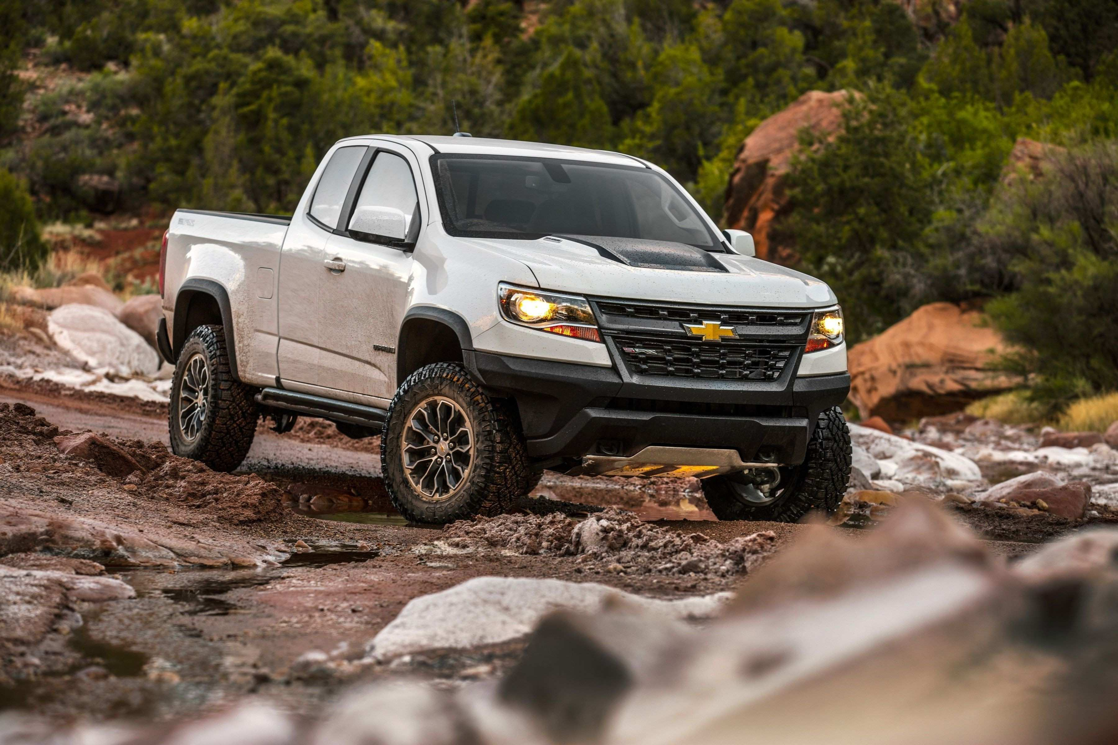 40 Best Review 2020 Chevrolet Colorado Z72 New Concept by 2020 Chevrolet Colorado Z72