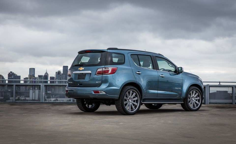 40 Best Review 2020 Chevy Trailblazer Ss Redesign and Concept by 2020 Chevy Trailblazer Ss