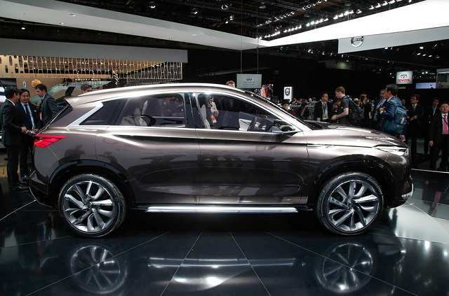 40 Best Review 2020 Infiniti Qx50 Horsepower Specs with 2020 Infiniti Qx50 Horsepower