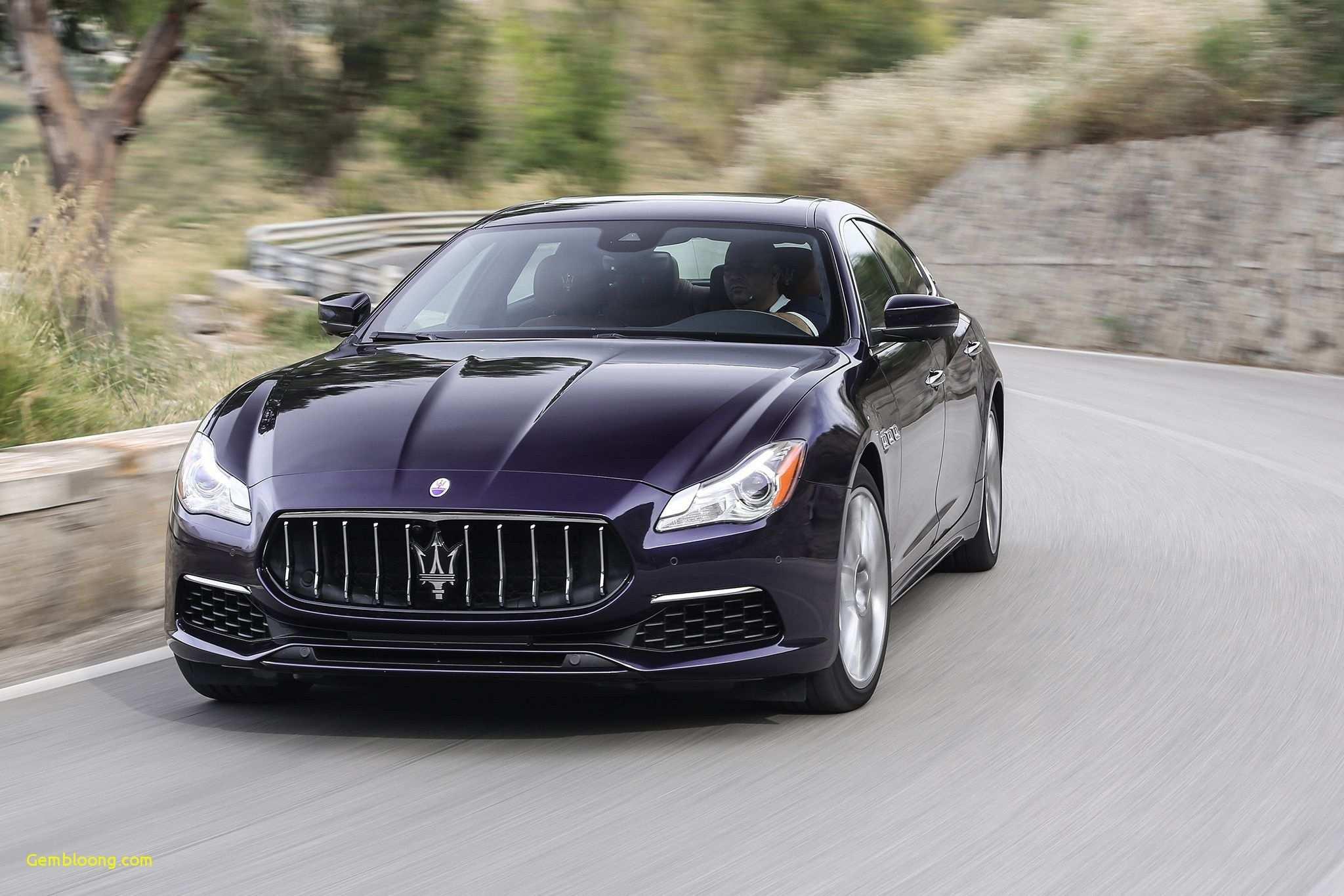 40 Best Review 2020 Maserati Quattroportes Exterior with 2020 Maserati Quattroportes