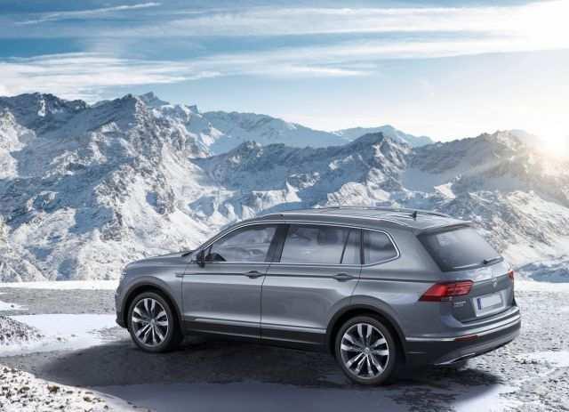 40 Best Review 2020 VW Tiguan 2018 Concept by 2020 VW Tiguan 2018