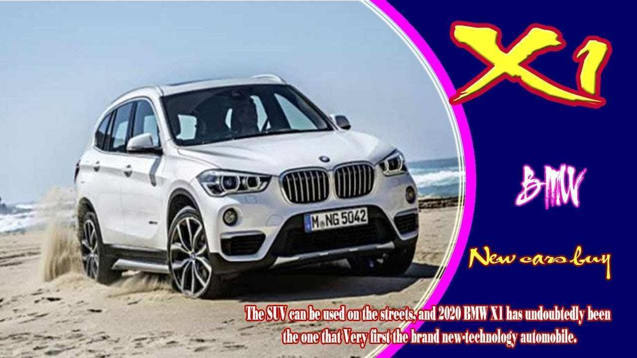40 Best Review BMW X1 2020 Spy Shoot with BMW X1 2020