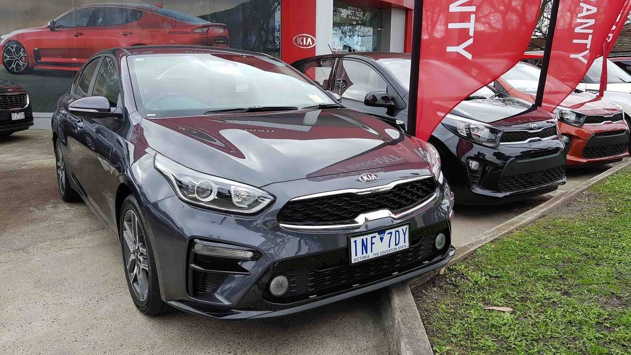 40 Best Review Kia Cerato 2020 Black Rumors with Kia Cerato 2020 Black
