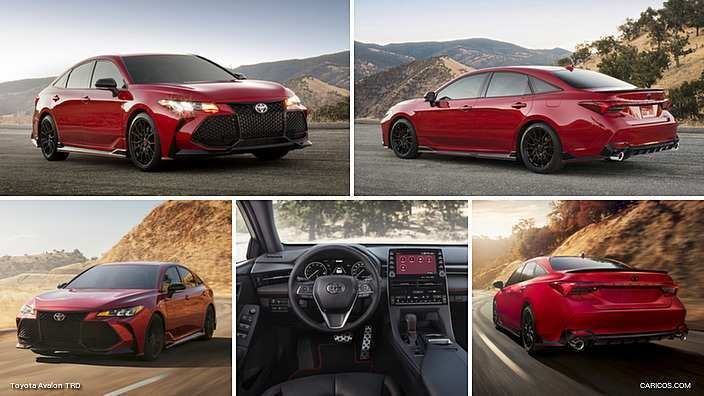 40 Best Review Toyota Avalon 2020 Pictures Release Date for Toyota Avalon 2020 Pictures