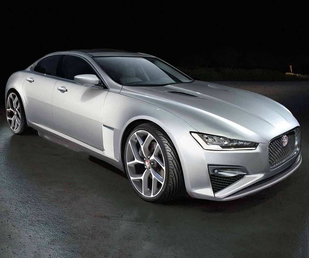 40 Concept of 2020 Jaguar XK Concept with 2020 Jaguar XK