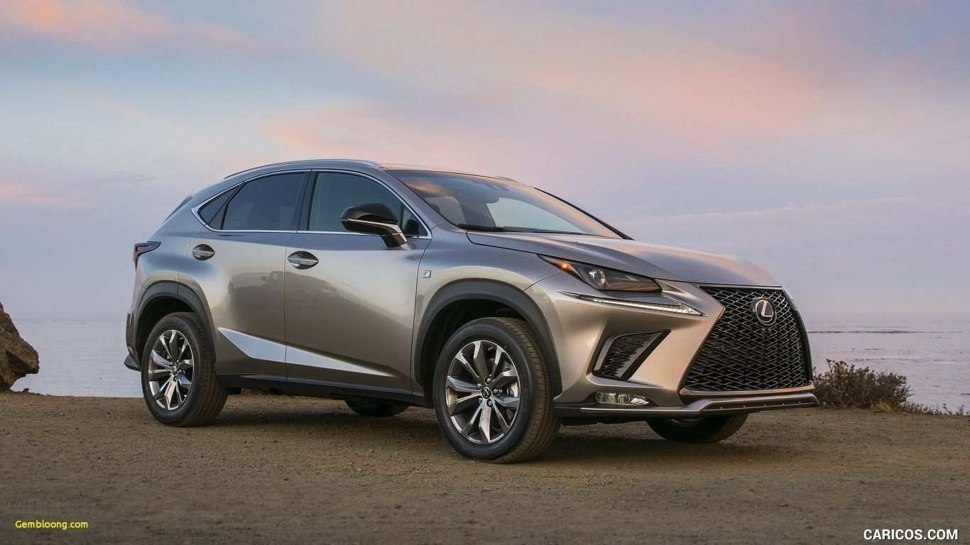 40 Concept of 2020 Lexus Ux Exterior New Review by 2020 Lexus Ux Exterior
