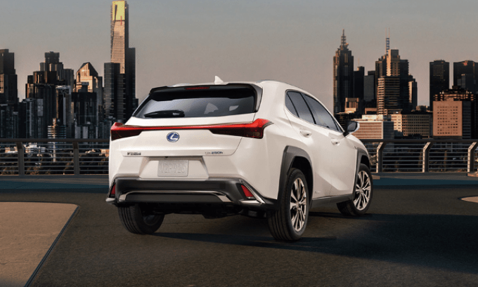 40 Concept of 2020 Lexus Ux Exterior Performance and New Engine for 2020 Lexus Ux Exterior
