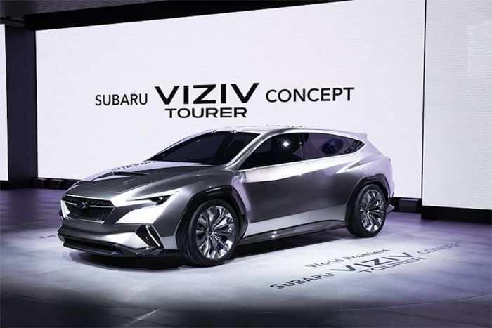 40 Concept of 2020 Subaru Viziv Price and Review with 2020 Subaru Viziv