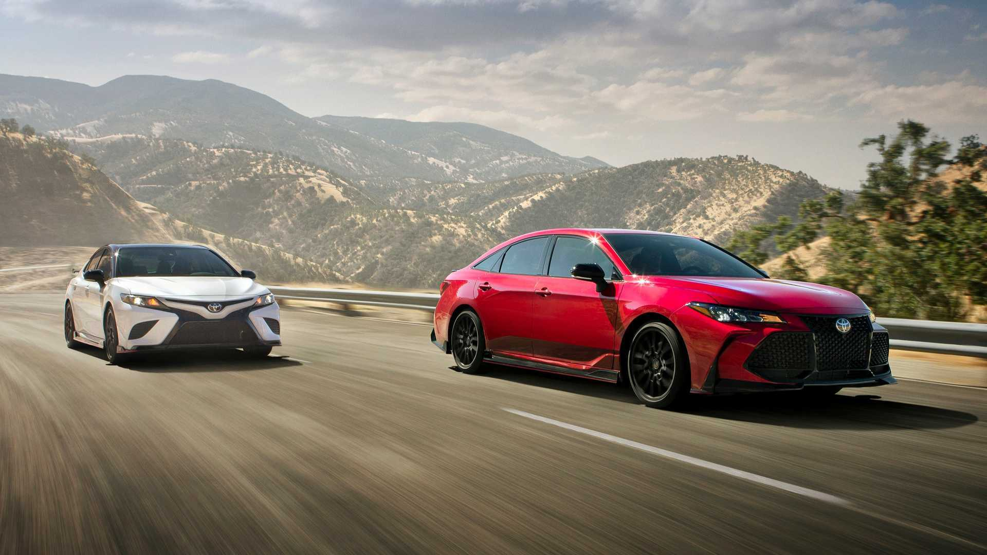 40 Concept of 2020 Toyota Camry Exterior with 2020 Toyota Camry