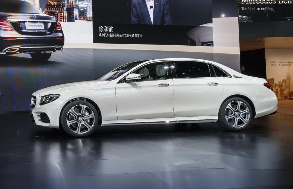 40 Concept of Mercedes 2020 E Class Exterior Redesign by Mercedes 2020 E Class Exterior