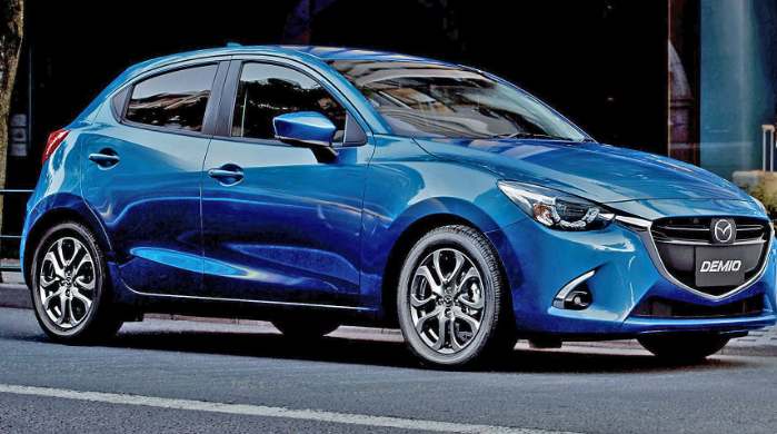 40 Gallery of 2020 Mazda 2 Exterior by 2020 Mazda 2