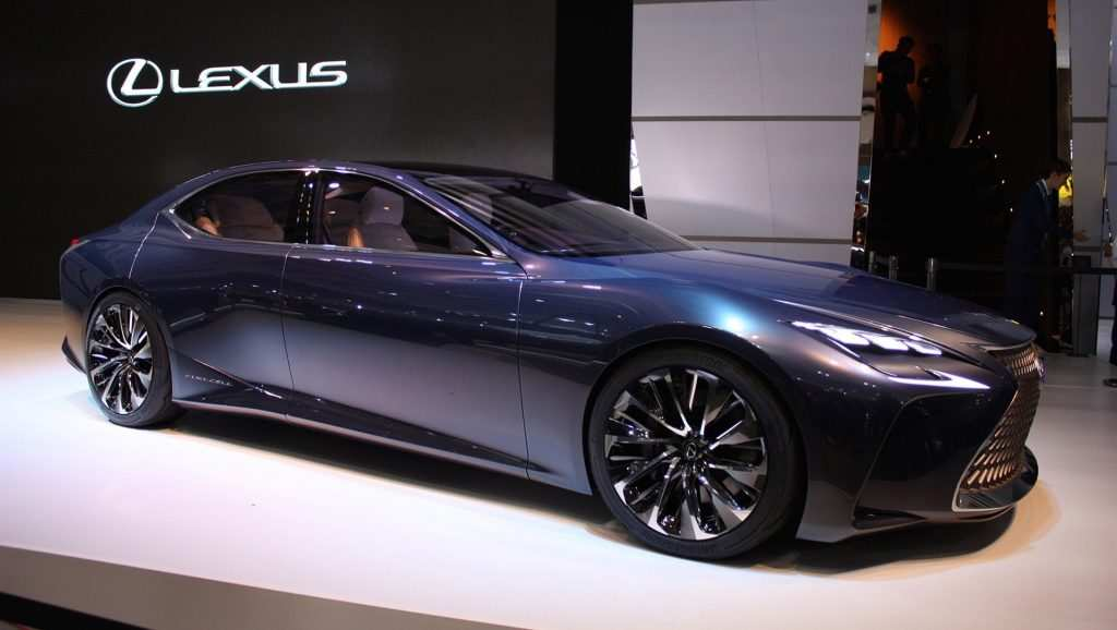 40 Great 2020 Lexus Lf Lc Picture with 2020 Lexus Lf Lc