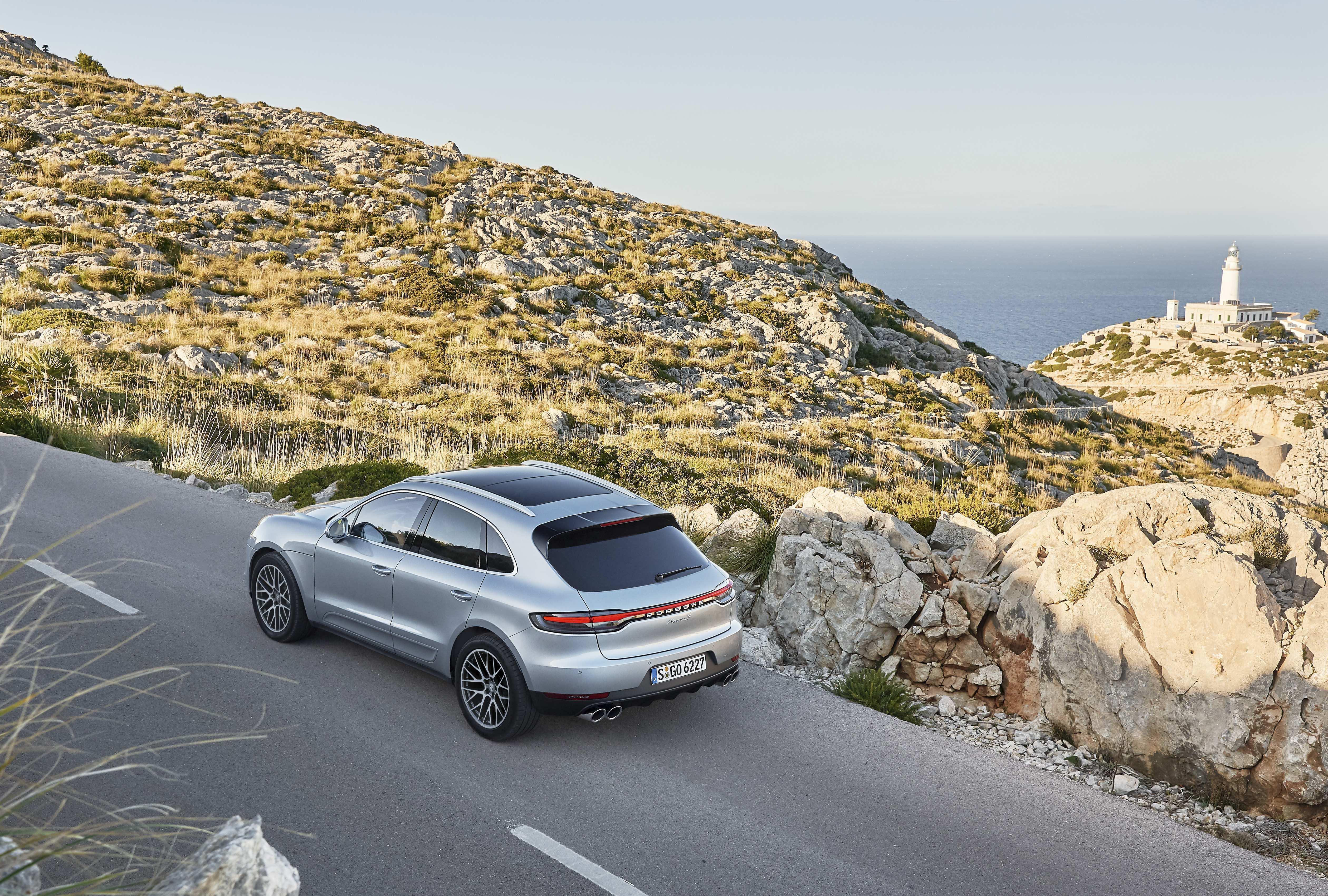 40 Great 2020 Porsche Macan Spesification for 2020 Porsche Macan