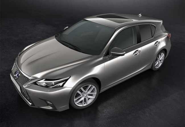 40 Great Lexus Ct 2020 Concept by Lexus Ct 2020