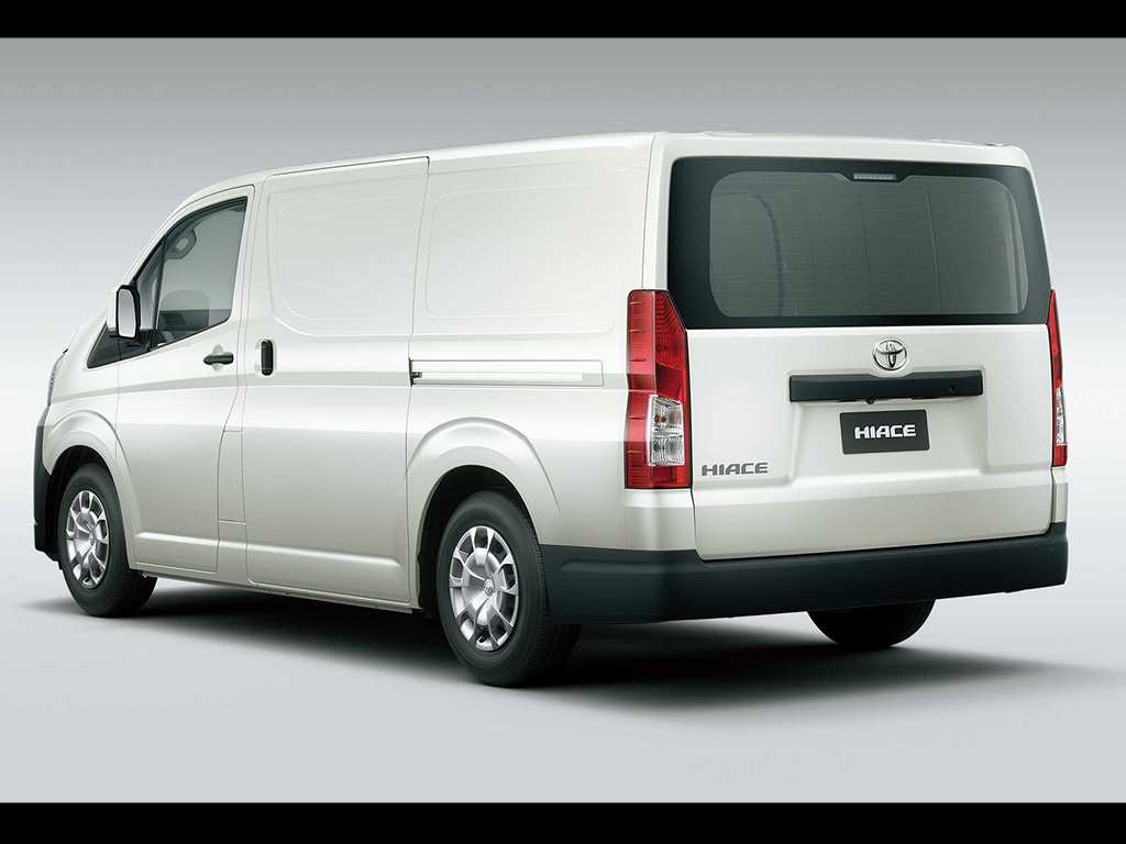 40 Great Toyota Hiace 2020 Model by Toyota Hiace 2020