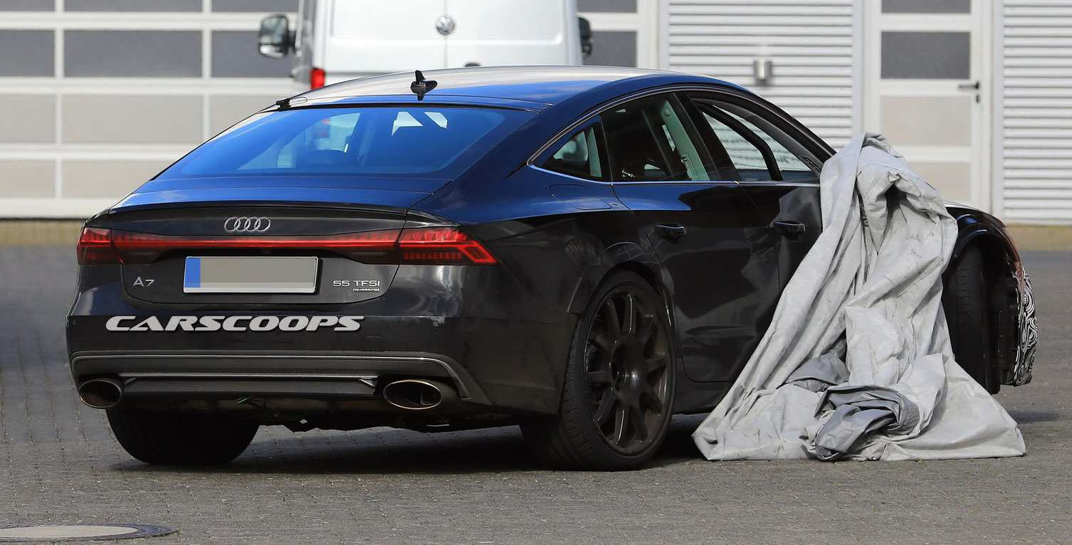 40 New 2020 Audi S7 Research New by 2020 Audi S7