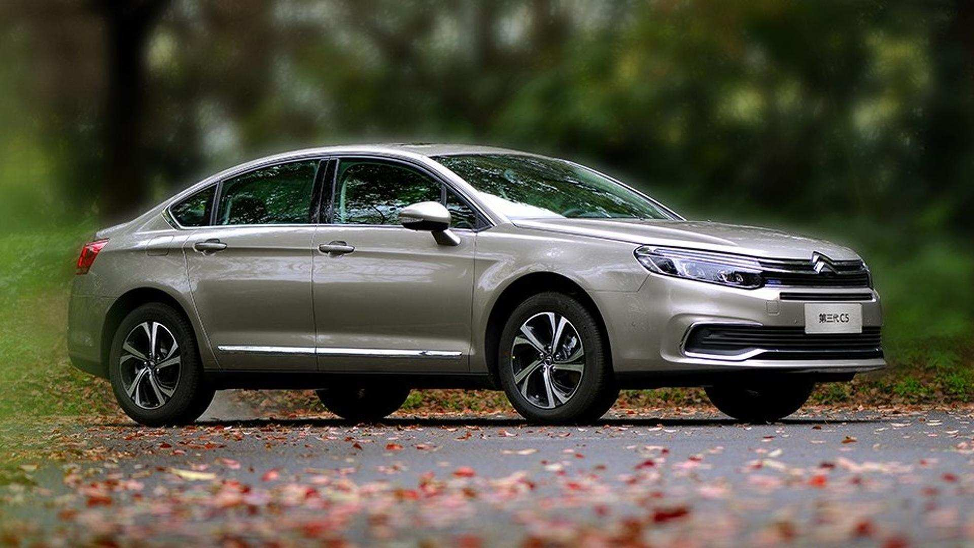 40 New 2020 Citroen C5 Price and Review for 2020 Citroen C5