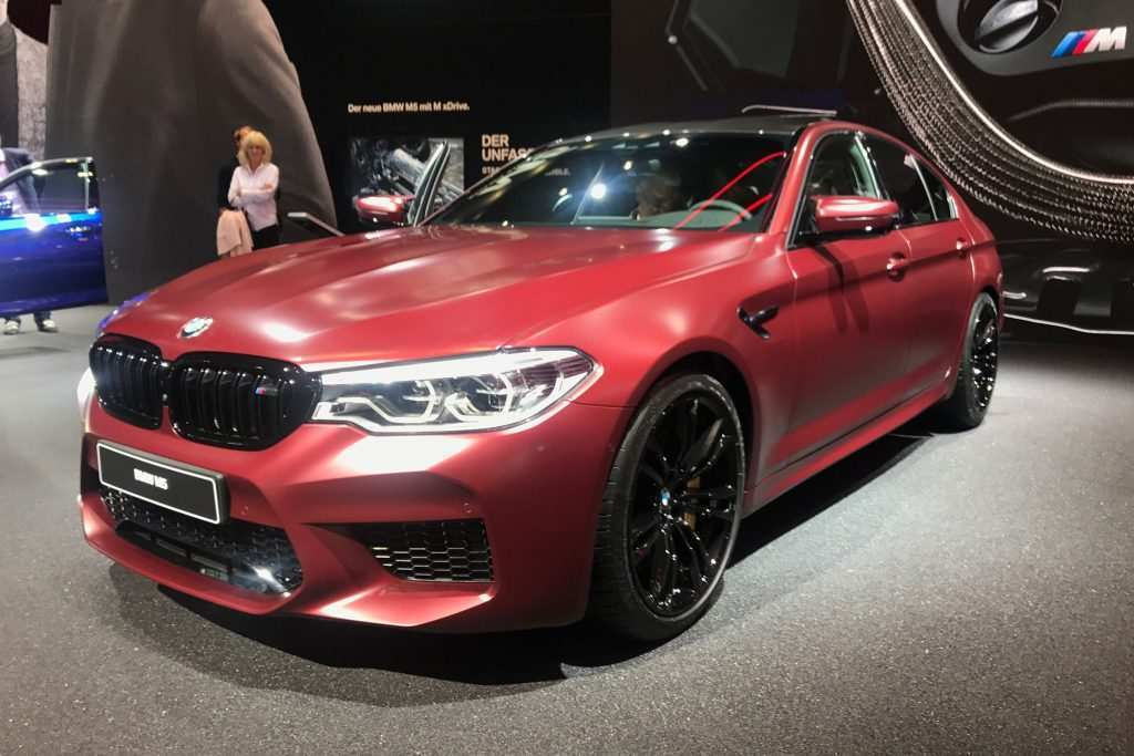 40 The 2020 BMW M5 Get New Engine System Release with 2020 BMW M5 Get New Engine System