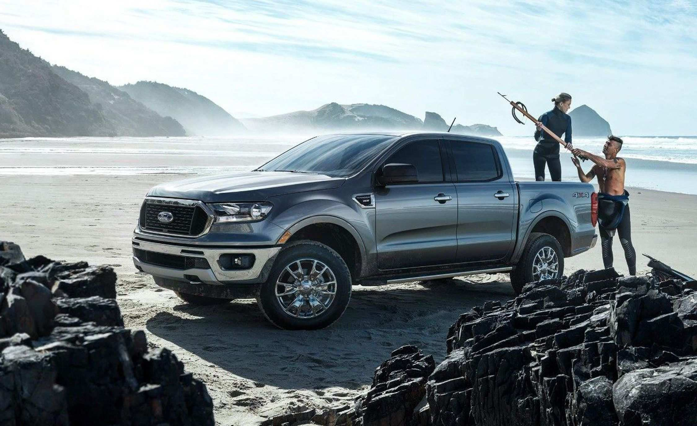 40 The 2020 Ford Ranger Vs BMW Canyon Photos with 2020 Ford Ranger Vs BMW Canyon