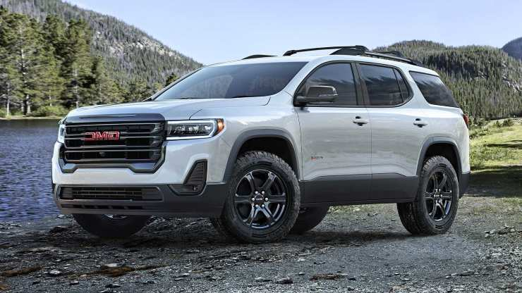 40 The 2020 GMC Acadia Review with 2020 GMC Acadia