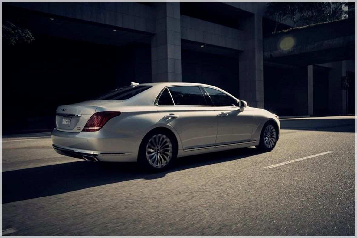 40 The 2020 Hyundai Equus Ultimate Redesign and Concept for 2020 Hyundai Equus Ultimate