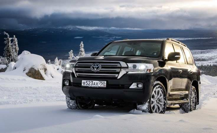 40 The 2020 Toyota Land Cruiser Price with 2020 Toyota Land Cruiser