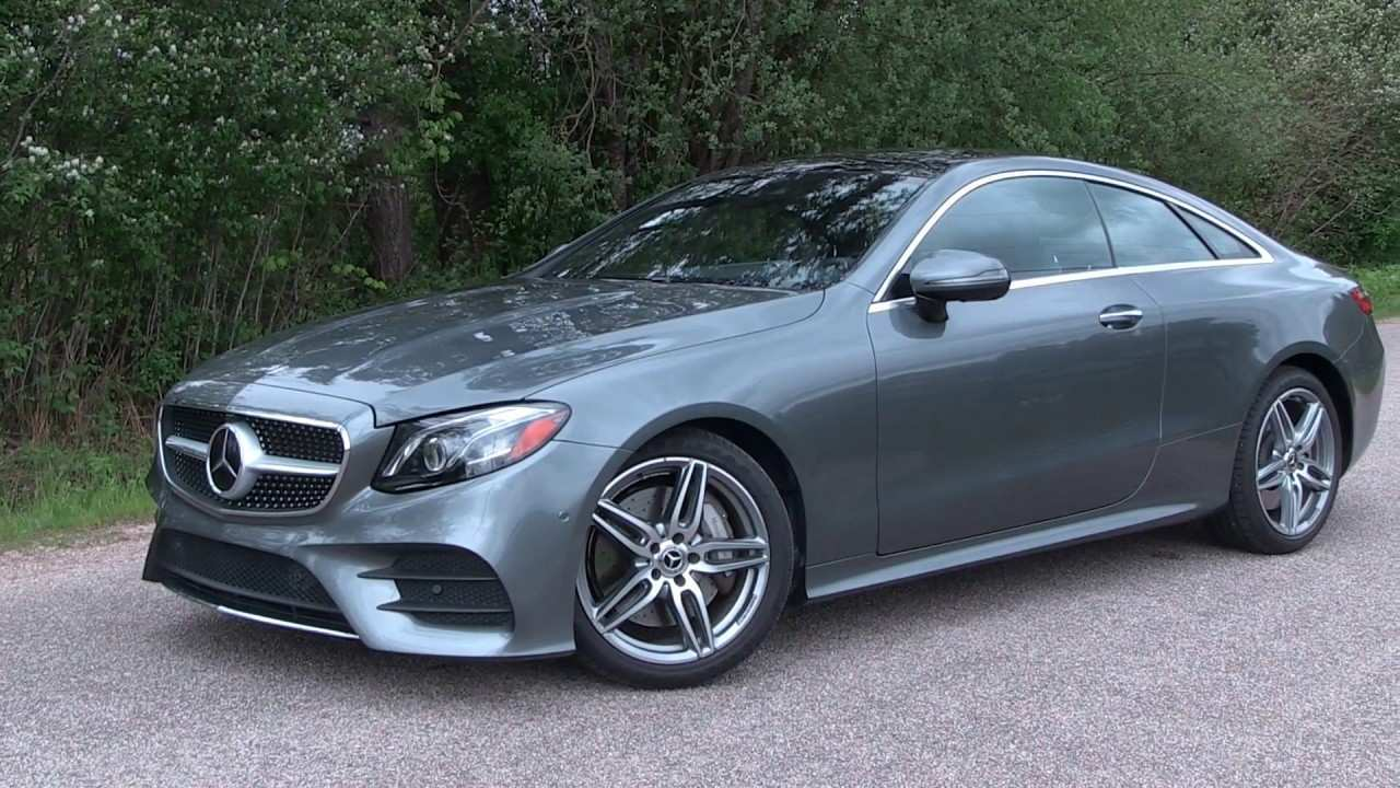 40 The Mercedes E450 Coupe 2020 Overview with Mercedes E450 Coupe 2020