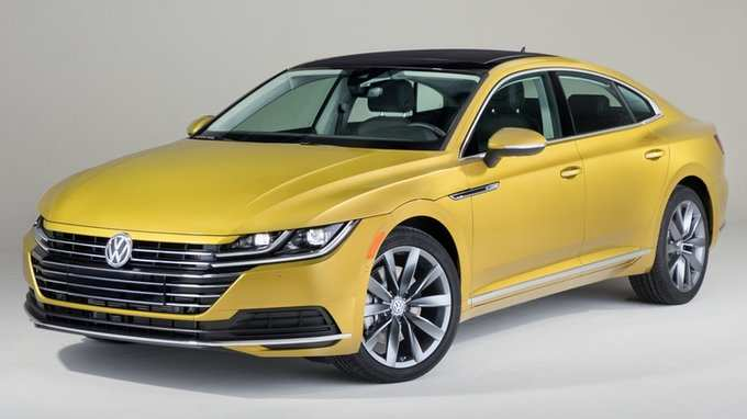 40 The Volkswagen Arteon 2020 Exterior Style by Volkswagen Arteon 2020 Exterior