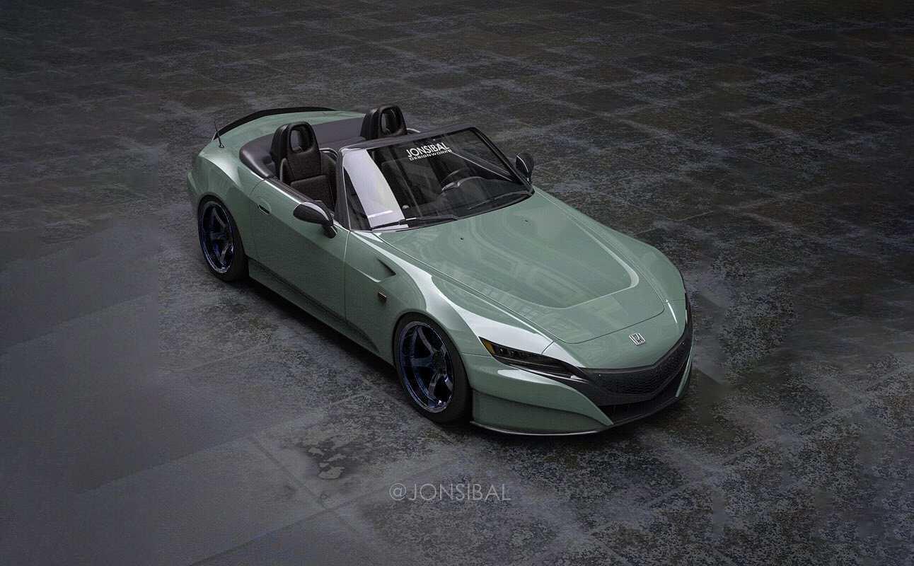 41 All New 2020 Honda S2000 Price by 2020 Honda S2000