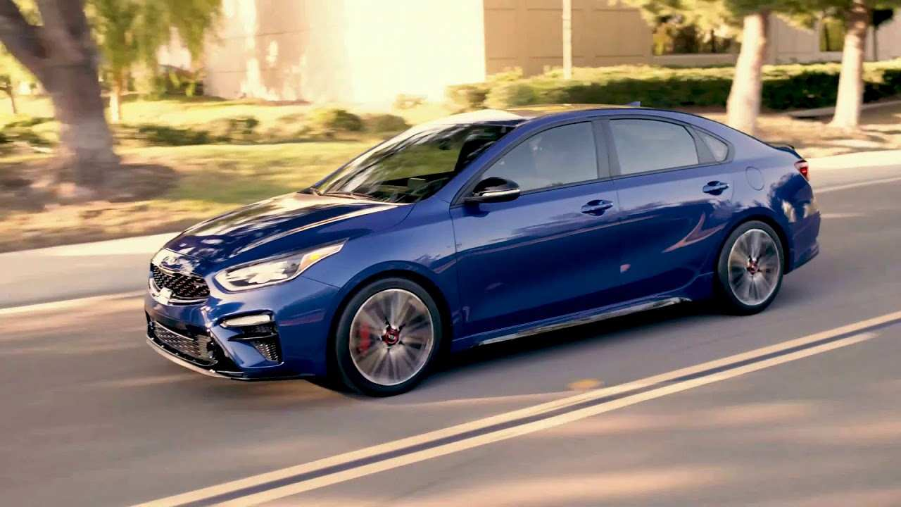 41 All New 2020 Kia Forte Exterior Release Date by 2020 Kia Forte Exterior