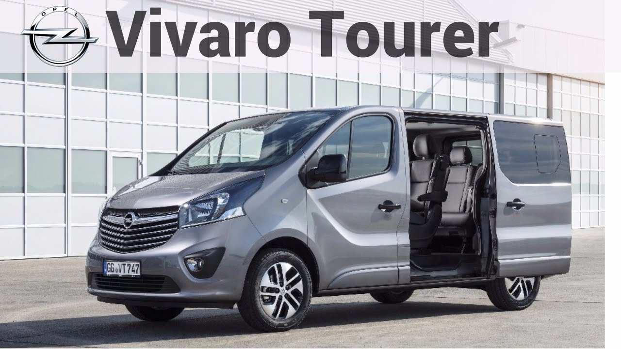 41 All New 2020 Opel Vivaro 2018 Rumors with 2020 Opel Vivaro 2018