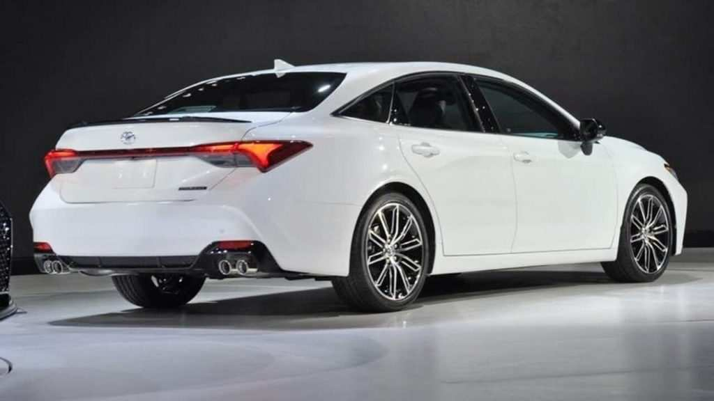 41 All New 2020 Toyota Avalon Hybrid Redesign by 2020 Toyota Avalon Hybrid