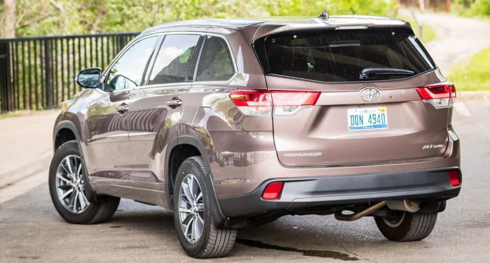 41 All New 2020 Toyota Highlander Ratings by 2020 Toyota Highlander