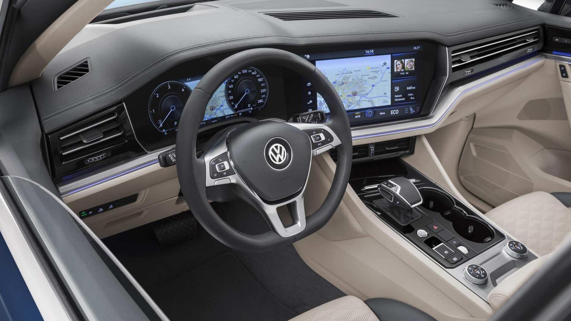 41 All New 2020 VW Touareg Engine for 2020 VW Touareg