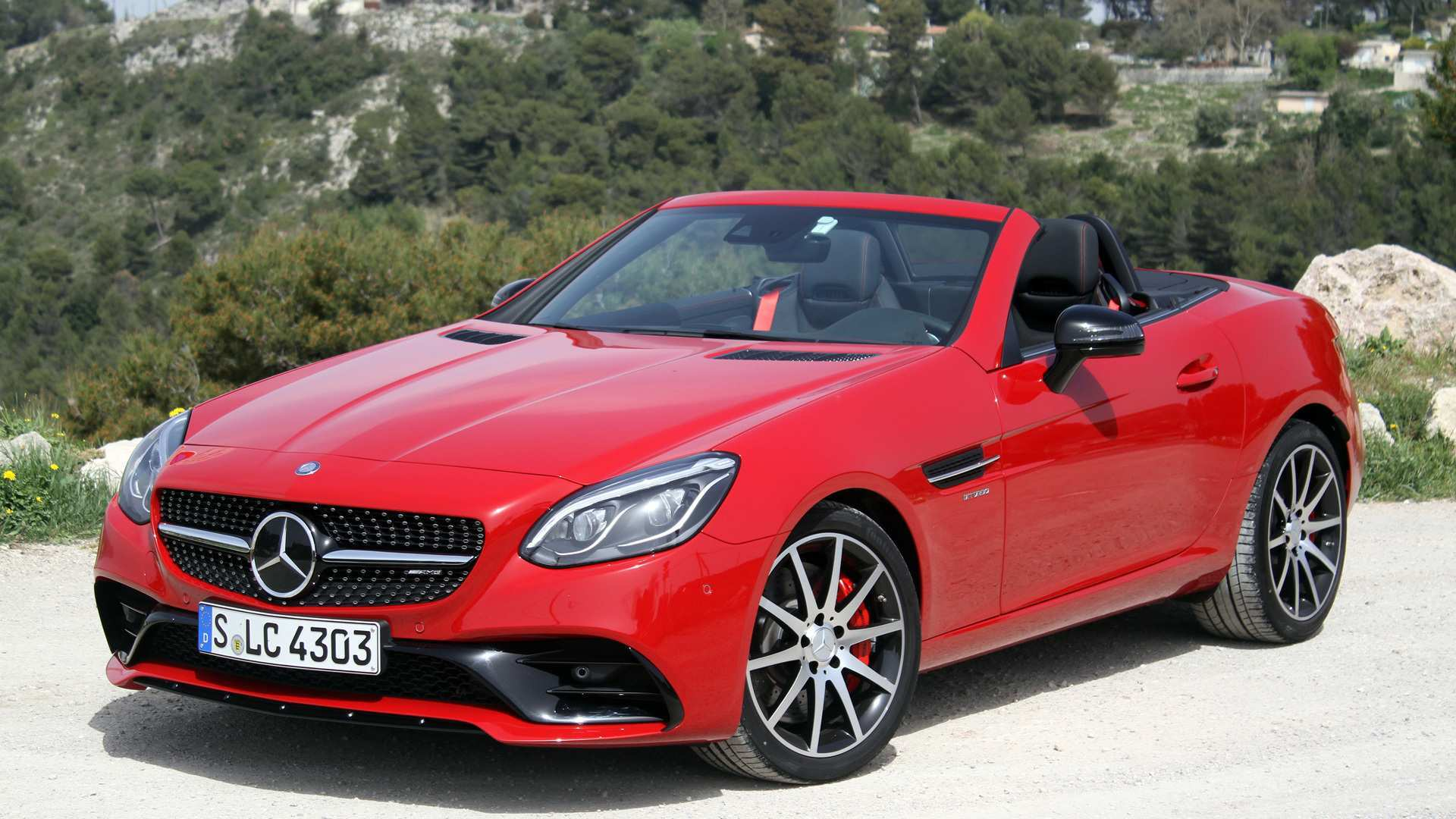 41 All New Mercedes Slc 2020 Style for Mercedes Slc 2020
