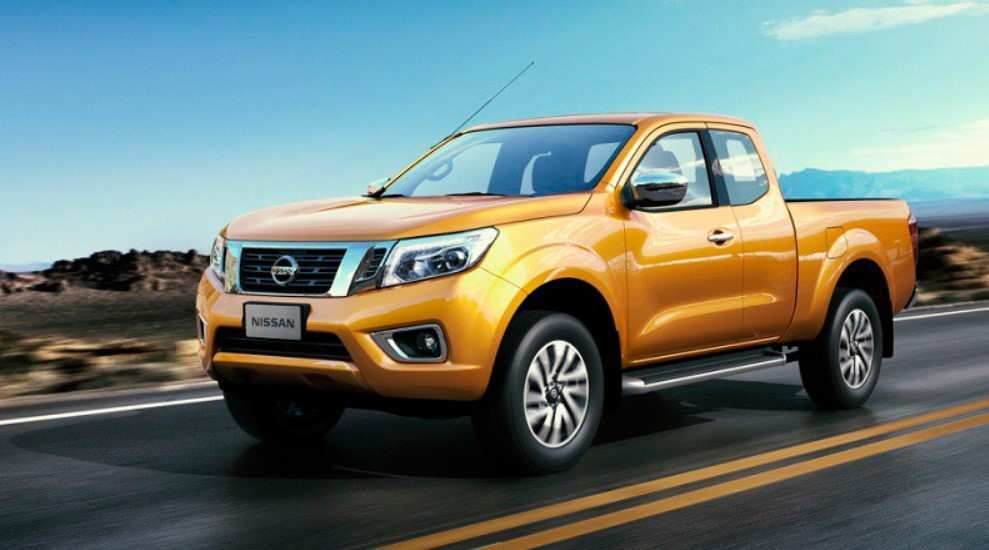 41 All New Pickup Nissan 2020 Specs by Pickup Nissan 2020