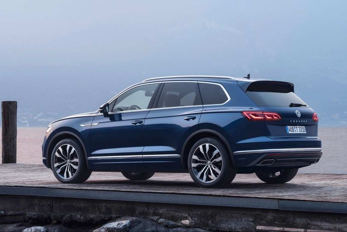41 All New VW Touareg 2020 Research New with VW Touareg 2020