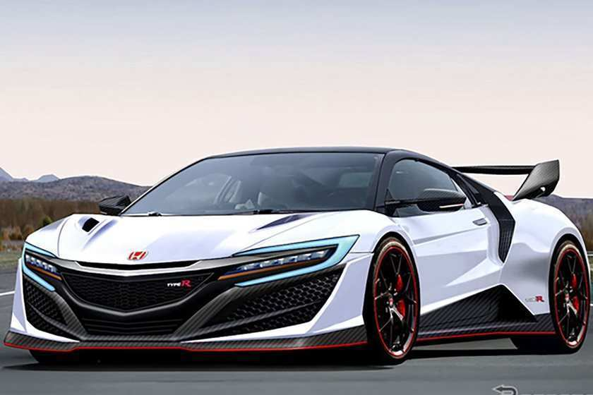 41 Best Review 2020 Acura Nsx Type R Price with 2020 Acura Nsx Type R