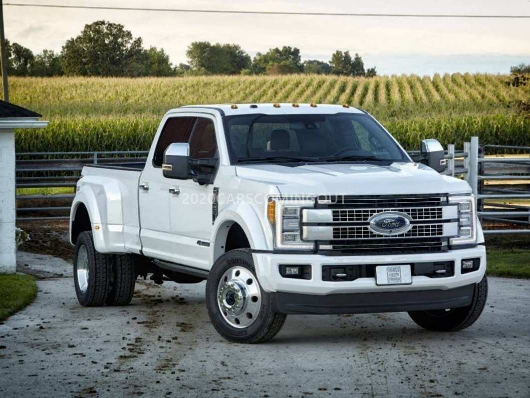 41 Best Review 2020 Ford F650 Redesign by 2020 Ford F650