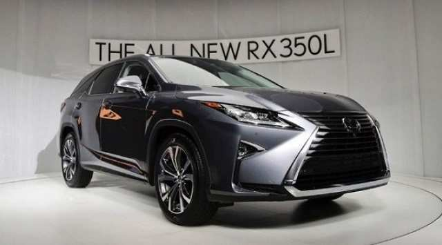 41 Best Review 2020 Lexus RX 350 Exterior for 2020 Lexus RX 350