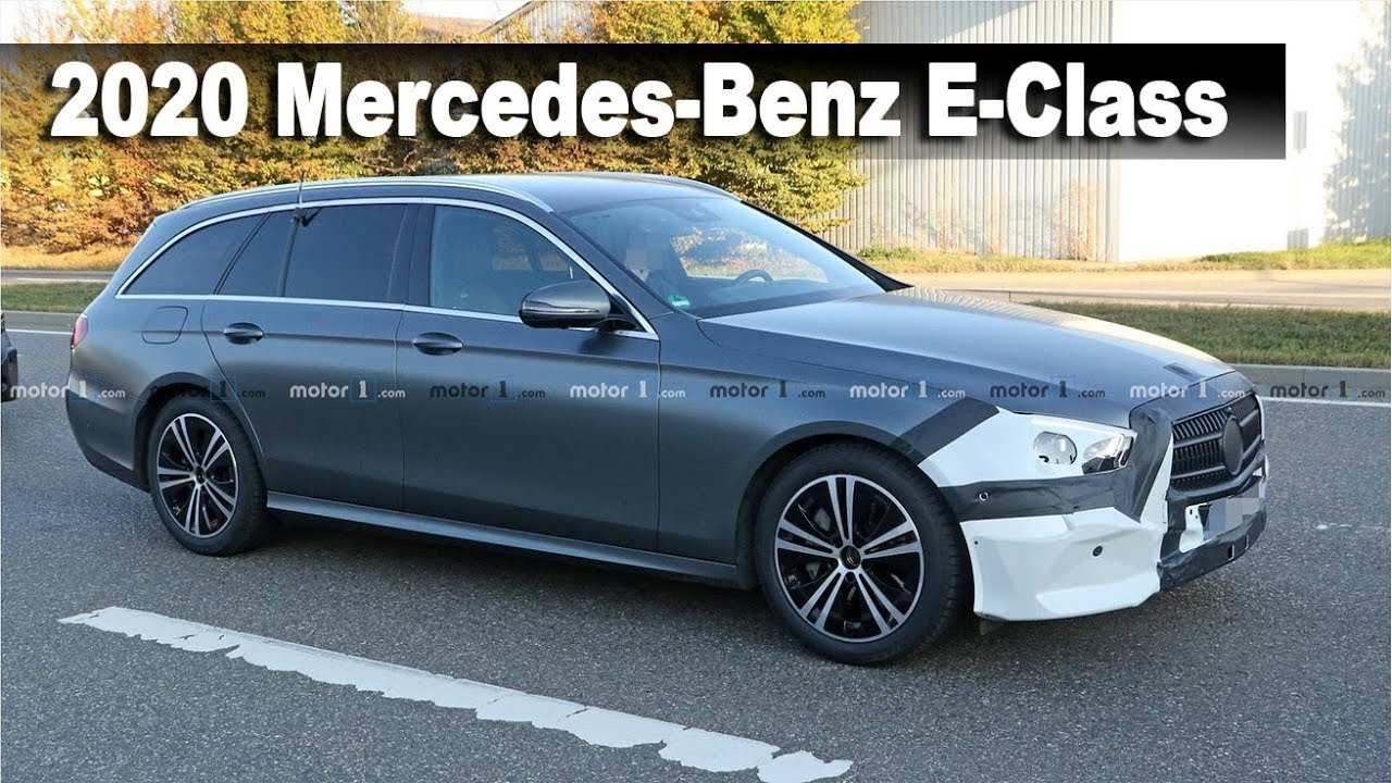 41 Best Review 2020 Mercedes E Class Release Date for 2020 Mercedes E Class