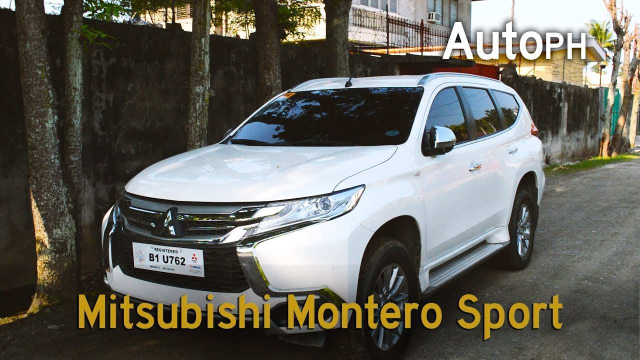 41 Best Review 2020 Mitsubishi Montero Sport Philippines Style for 2020 Mitsubishi Montero Sport Philippines